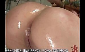 Sexy Slut Gets Dirty Cop Double Penetration