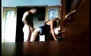 number one girlfriend drilled on hidden cam