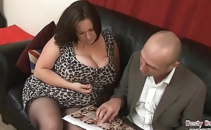 Big Titties Full-grown Roxy J Gets Drilled