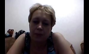 Avmost.com - off colour russian mom webcam show